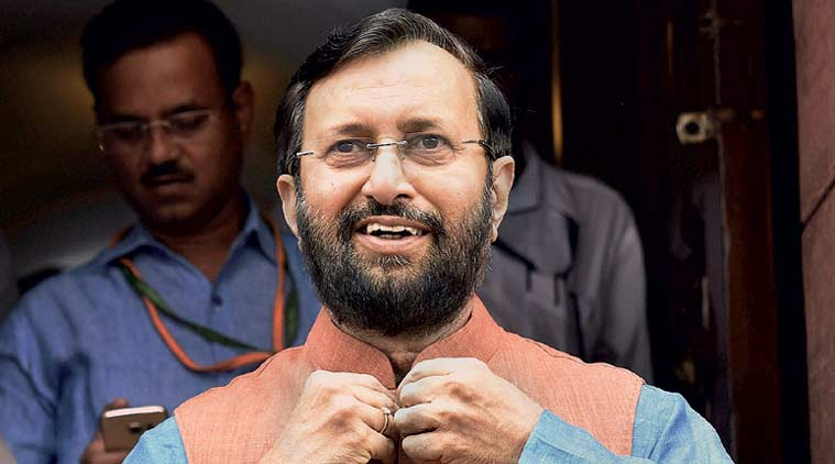 Prakash Javadekar, Javadekar, HRD minister Prakash Javadekar, disabled students india, prakash javadekar disabled students, scholarships for disabled students india, india education, education news india, india news, indian express