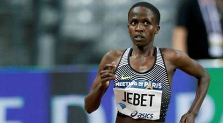 Ruth Jebet, Rio 2016 Olympics Ruth Jebet, Ruth Jebet Paris Diamond League, Paris Diamond League, Rio, Olympics, Ruth Jebet Steeple Chase World record, steeple chase