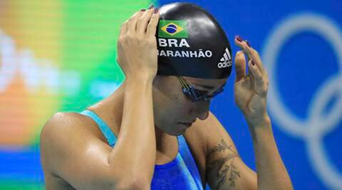 Brazilian athletes face rape threats, race insults | The ...