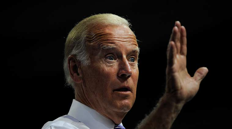 Joe Biden, Biden, US, United states, Joe Biden-Mr president, senate republicans, democrats, Joe biden life, Joe biden journey, HIllary clinton, Clinton, US elections, US presiddent, world news, indian express news