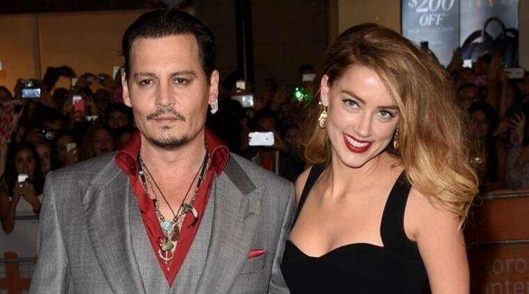 Are johnny depp and amber heard dating