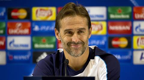 Spain's Julen Lopetegui says to pick squad on form not reputation