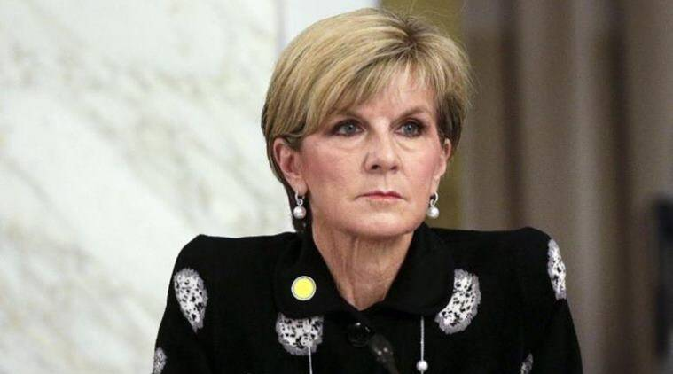 India, Australia, Australian government , Julie Bishop, India Australia ties, TAFENSW , India Centurion University, indian express news, Hockey Australia, Dabang Mumbai Hockey Club