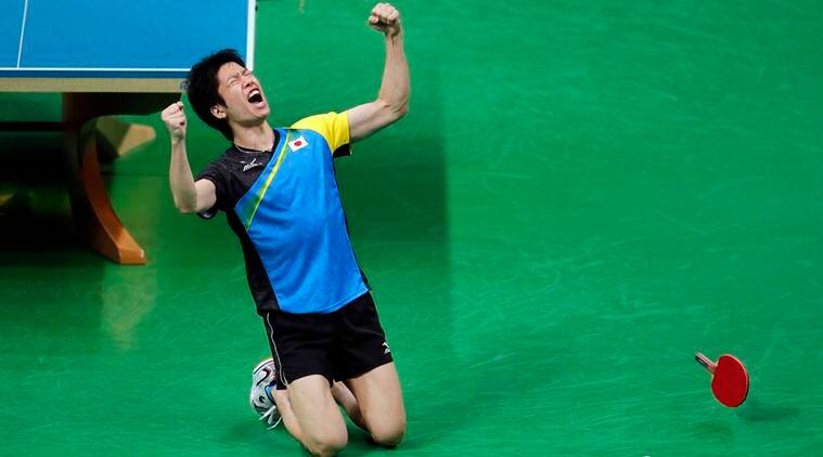 Jun Mizutani, Jun Mizutani Japan, Jun Mizutani Medal, Japan Table Tennis, Jun Mizutani Table Tennis, Table Tennis Rio 2016 Olympics, Tokyo 2020 Olympics