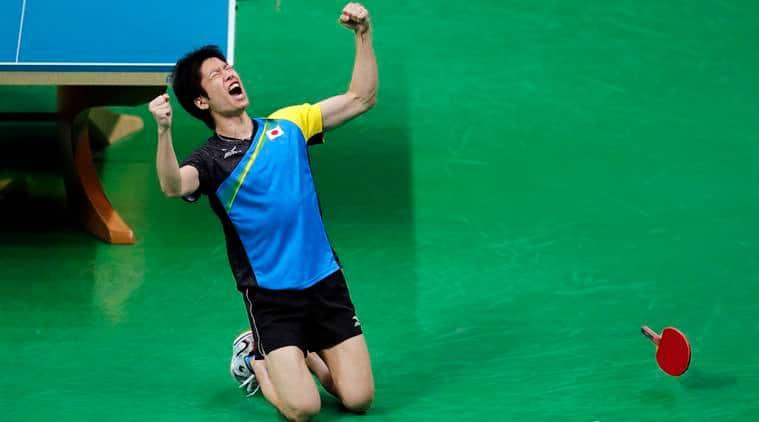 Jun Mizutani, Jun Mizutani Japan, Jun Mizutani Medal, Japan Table Tennis, Jun Mizutani Table Tennis, Table Tennis Rio 2016 Olympics, Tokyo 2020 Olympics