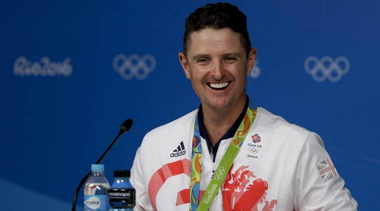 Justin Rose, Justin Rose Great Britain, Justin Rose Britain, Gold Great Britain, Justin Rose Golf, Golf Rio 2016 Olympics, Rio Games, Golf news, Sports