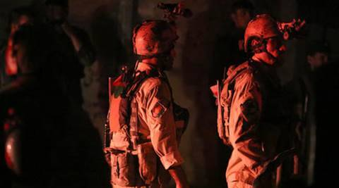 American university comes under attack in Kabul: At least 2 killed, five injured, several feared trapped