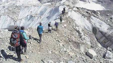 Kailash Mansarovar Yatra stopped after damage of three bridges
