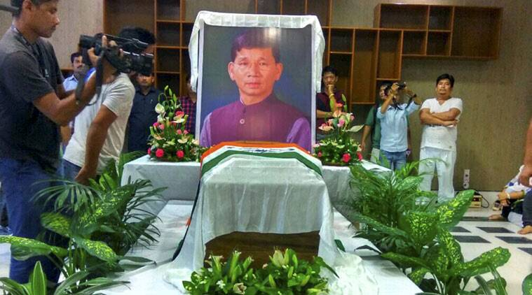 Kalikho Pul, Kalikho Pul Death, Kalikho Pul suicide, Arunachal Pradesh, Arunachal, Prema Khandu, Arunachal Pradesh Chief minister, Arunachal CM, Nebam Tuki, Kalikho Pul's death probe, IGP, Arunachal IGP, Arunachal governor, Arunachal Pradesh Governor, Jyoti Prasad Rajkhowa, Rajkhowa, Arunachal Pradesh governor Jyoti Prasad Rajkhowa, Rajkhowa back as Arunachal governor, india news