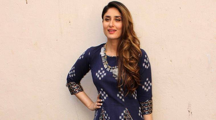 Kareena, who is always known to be forthright in her ways, will continue to make the point that pregnancy does not hinder a woman's career.  (Source: Varinder Chawla)
