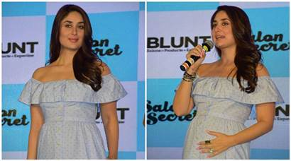 Kareena Kapoor will not camouflage her pregnancy on screen and we are proud of her