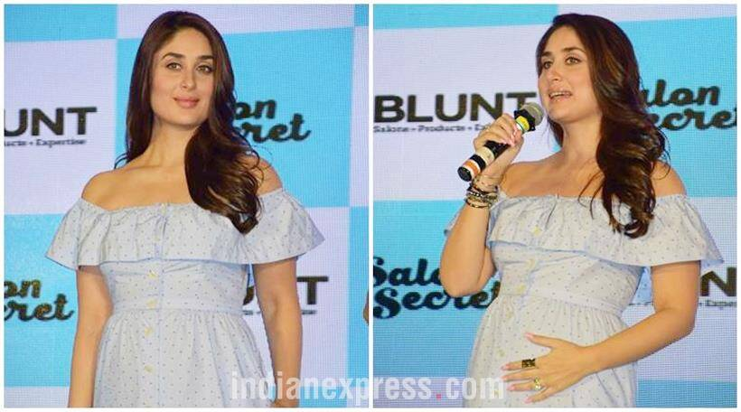 Her maternity sartorial sense has mostly being on point. (Source: Varinder Chawla)
