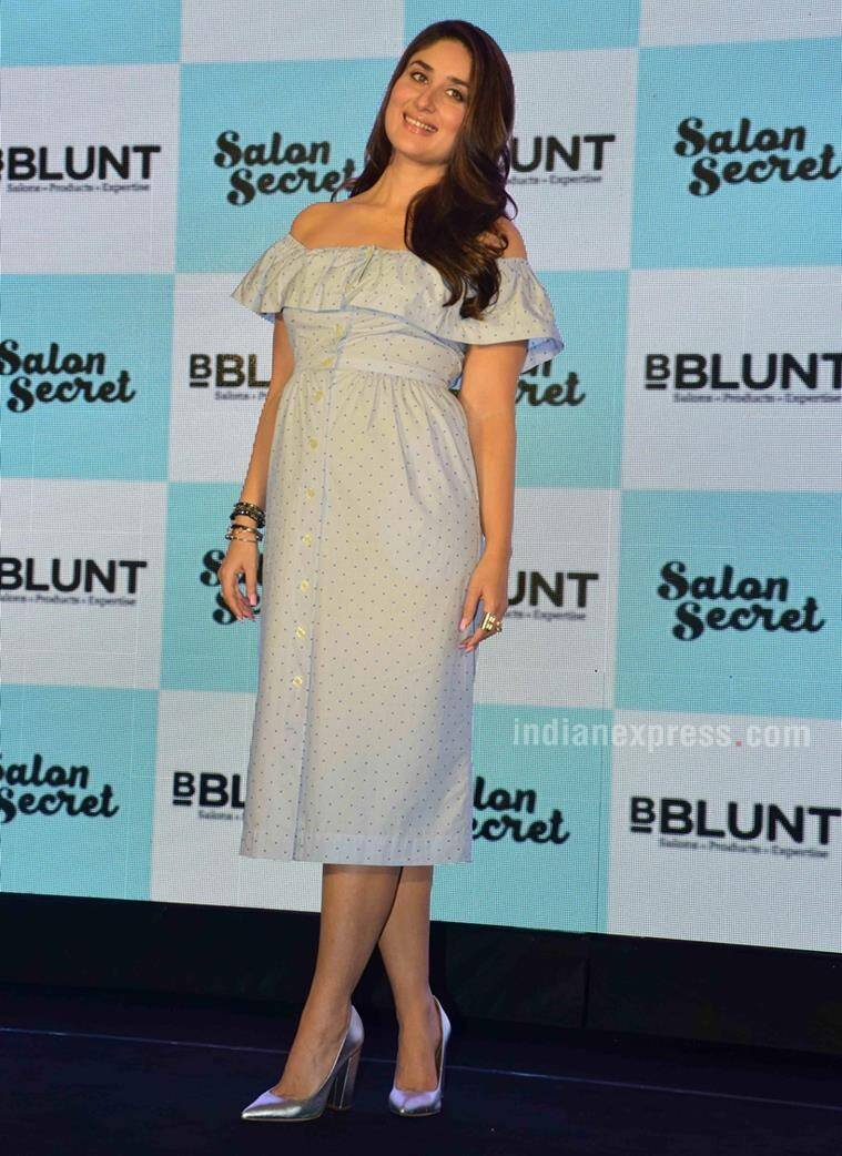 Kareena Kapoor Khan in H&M .