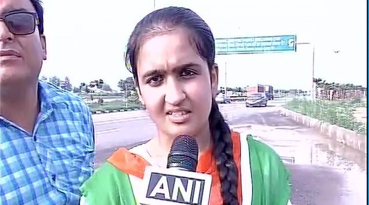 Ludhiana girl, Girl ludhiana, Independence day, indian flag at lal chowk, independence day news, latest news, india news