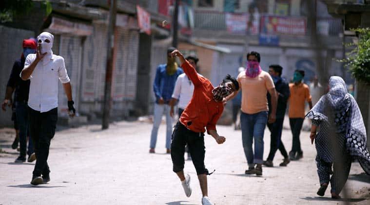 kashmir, kashmir arrests, kashmir protests, Kulgam, Pulwama, Anantnag, burhan wani, burhan wani encounter, burhan wani protests, india news