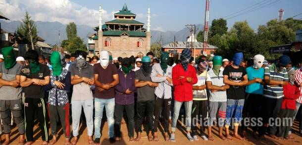 kashmir, kashmir protest, kashmir unrest, kashmir unrest photos, curfew photos in kashmir, latest updates on kashmir, burhan wani encounter, kashmir crisis, rajnath singh kashmir, kashmir news, curfew in kashmir, kashmir situation, india news, latest news