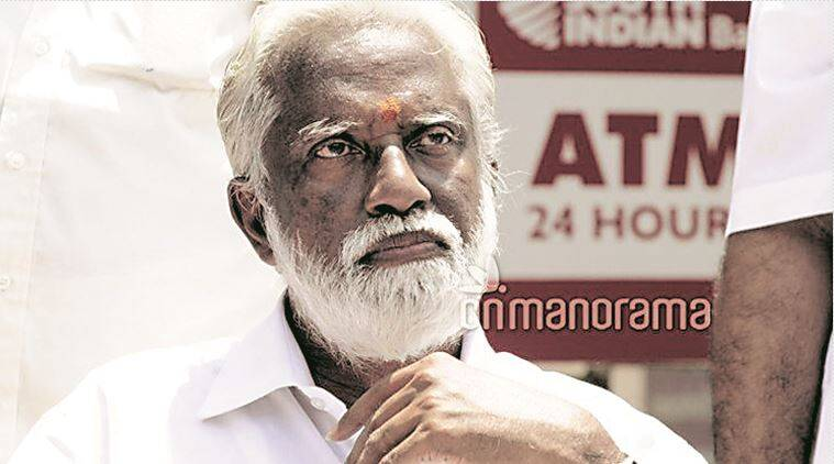 Kerala BJP, Kummanam Rajasekharan, BJP protest, BJP fast, Rajashekharan fast, Kerala politics, kerala news, india news, latest news, indian express