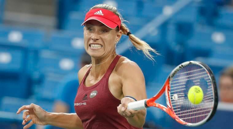 Angelique Kerber, Barbora Strycova, Kerber, Serena Willia,s WTA Cincinnati, Cincinnati tennis, Serena Williams, tennis, tennis news, sports, sports news