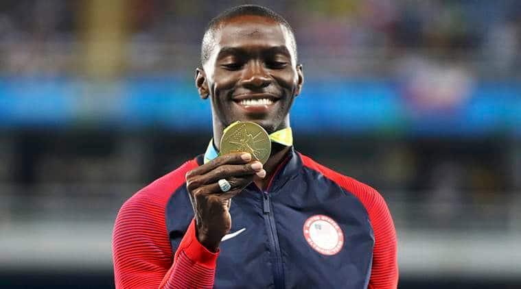 Rio 2016 Olympics, Rio 2016 Olympics news, Rio 2016 Olympics updates, Kerron Clement, Kerron Clement USA< USA Kerron Clement, sports news, sports