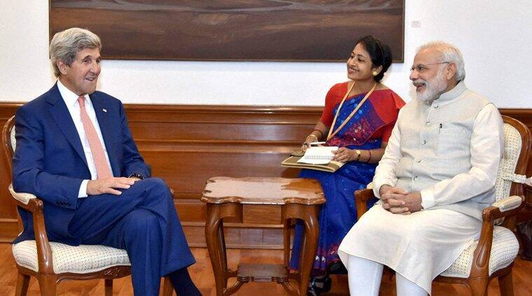 India, US speak in one voice on South China Sea, NSG, terror
