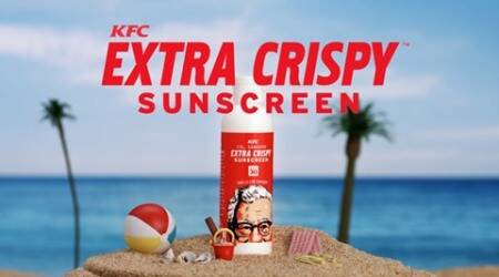 KFC offers today, KFC chicken offers today, KFC chicken outlets, KFC sunscreens, creative food, ways to use food creatively, KFC mobile cases, KFC nail paint edible