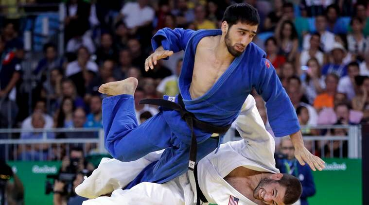 Judo - Khalmurzaev wins Russia's second judo gold at Rio
