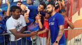 Virat Kohli retains ICC T20I batsmen top spot, R Ashwin returns to top five bowlers' list