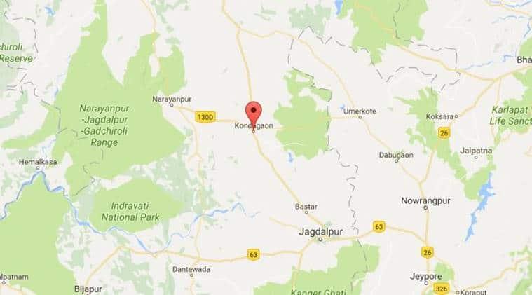 Chhattisgarh, Maoist, naxal, naxalite, naxals, Kondagaon, Chhattisgarh news, india news