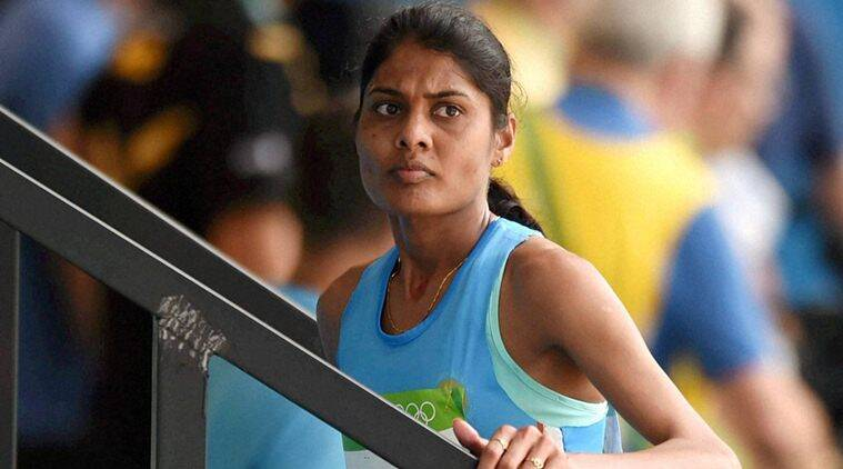 lalita Babar, Lalita Babar India, Lalita Babar 300m final race, Lalita Babar athlete, Rio 2016 Olympics, Rio Games, Sports, Sports news