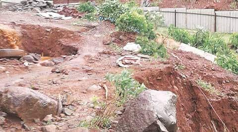 Massive Landslide In Mizoram Kills Five India News The Indian Express