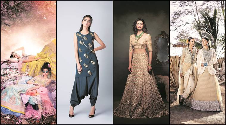 Lakme Fashion Week Winter Festive 2016 Bridal Pursuit Lifestyle News The Indian Express