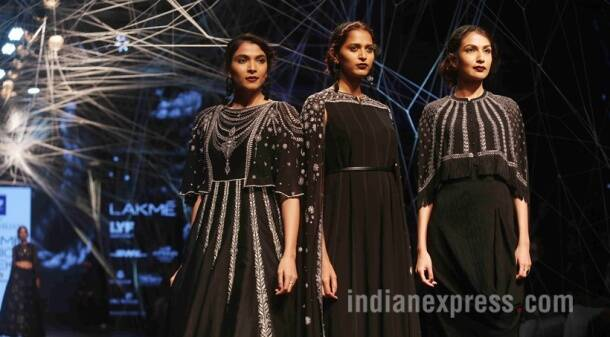 kangana ranaut, tarun tahiliani, lakme fashion week, lakme fashion week winter festive, indian fashion