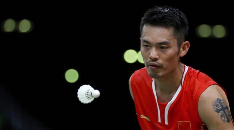 Lin Dan, Lin Dan China, China Lin Dan, Lin Dan badminton, badminton Lin Dan, Lin Dan bronze medal match, Rio 2016 olympics, rio olympics 2016, sports