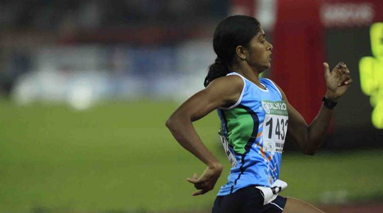 tintu luka, pt usha, tintu luka athlete, tintu luka sprinter, tintu luka india, tintu luka news, tintu luka updates, world championships, sports news, news, indian express