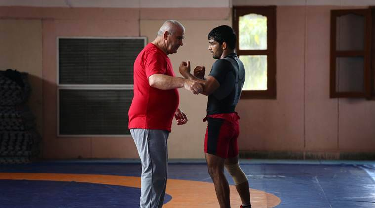 live india wrestling, sandeep tomar, sandeep tomar live, wrestling live, wrestling live streaming, sandeep tomar live wrestling, sandeep tomar live wrestling streaming, sandeep tomar streaming live, india wrestling live, india wrestling live olympics, india olympics live, india olympics live streaming, rio 2016 olympics, rio olympics, olympics news, sports, sports news