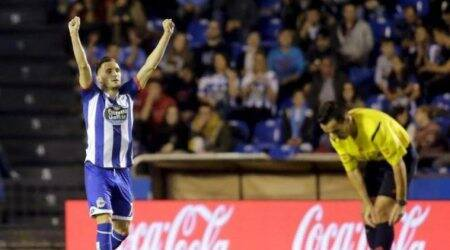 Deportivo La Coruna waste penalty kick, remain winless under Clarence Seedorf