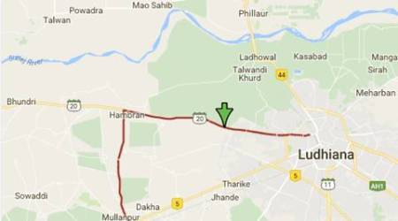 Ludhiana hit-and-run: Speeding Audi kills two