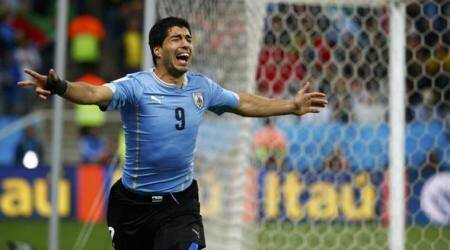 Luis Suarez set for surprise return against Argentina after injury