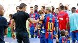 Barcelona, Luis Enrique agree to delay new contract talks