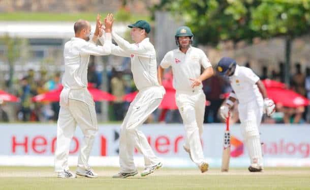 Sri Lanka vs Australia: Kusal Mendis strikes with bat, Mitchell Starc with ball