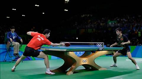 Rio 2016 Olympics Ma Long Wins Gold To Extend China S