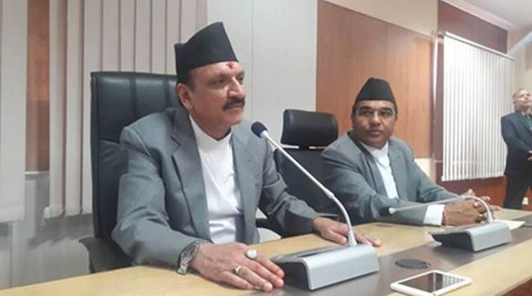 Ministry of Foreign Affairs, Nepal, Ministry of Foreign Affairs Nepal, nepal finance minsiter, mahat, finance minister mahat, Prakash Sharan Mahat, nepal, nepal india, nepal india china, nepal china, latest world news