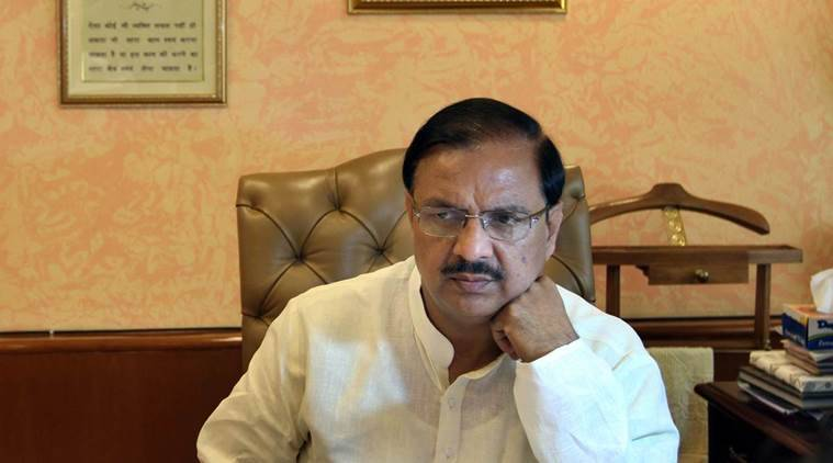 Mahesh Sharma, Culture Minister, BJP