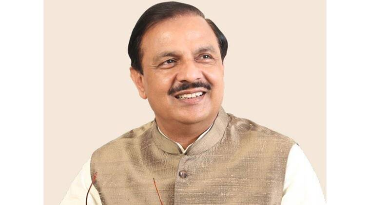 J&K's accession to India was people's will: MoS of Culture and Tourism Mahesh Sharma