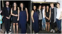 Suchitra Krishnamoorthi, Kaveri, shekhar kapur, Sunidhi Chauhan, The vamps, anupam kher, anil kapoor, ronit roy, kaveri the vamps bash, suchitra kaveri, kaveri colloboration with The Vamps, shekhar kapur dauther, entertainment news, entertainment photos