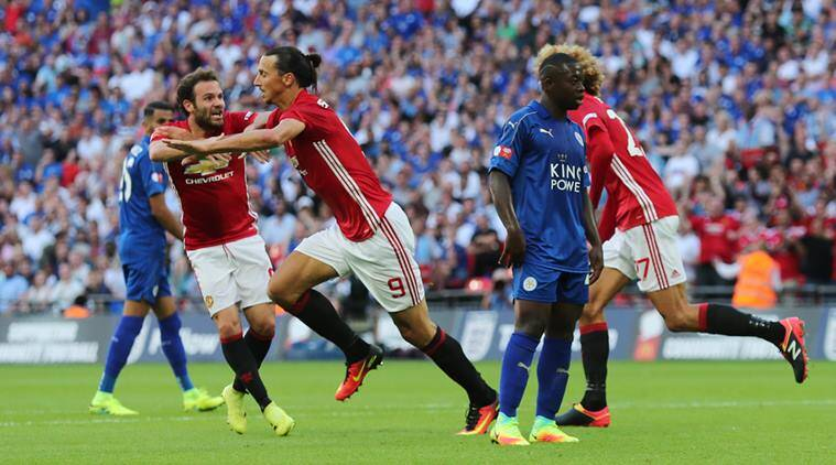 man united vs leicester city - photo #19