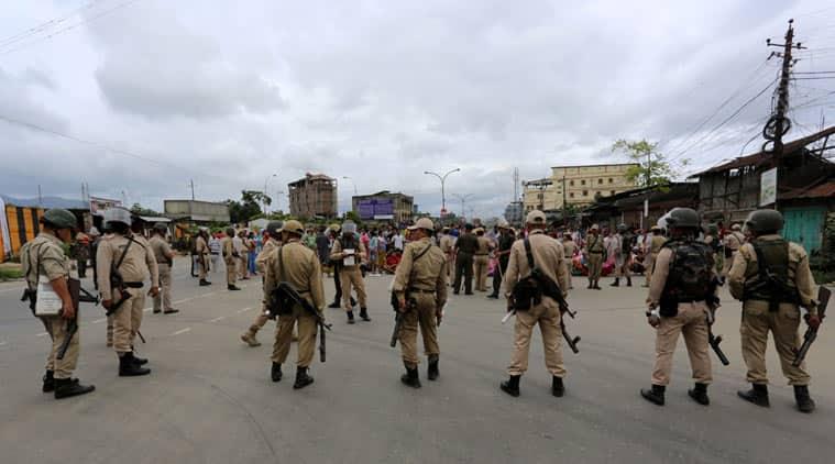 Manipur, United National Liberation Front, UNLF, Kangleipak Communist Party, Kuki National Front, militants, AFSPA
