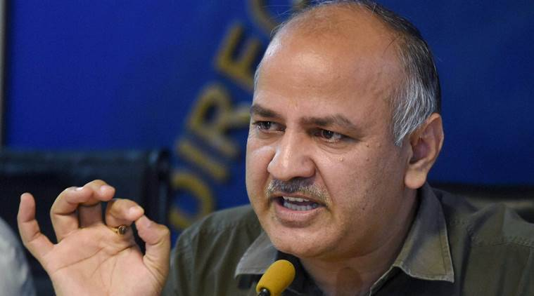 manish sisodia, delhi deputy cm, manish sisodia development projects, delhi development projects, india news, delhi news