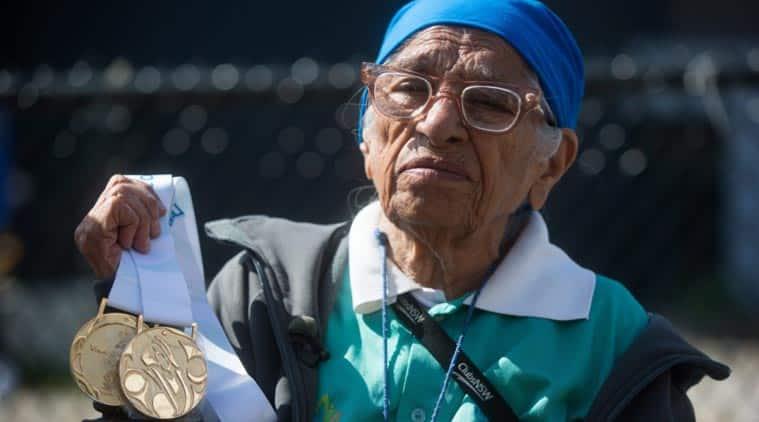 Man Kaur, Man Kaur India, India Man Kaur, Man Kaur gold medal, gold medal Man Kaur, Man Kaur india 100, Man Kaur 100 year old, sports