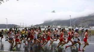 India's Thonakal Gopi, Kheta Ram clock personal best inmarathon
